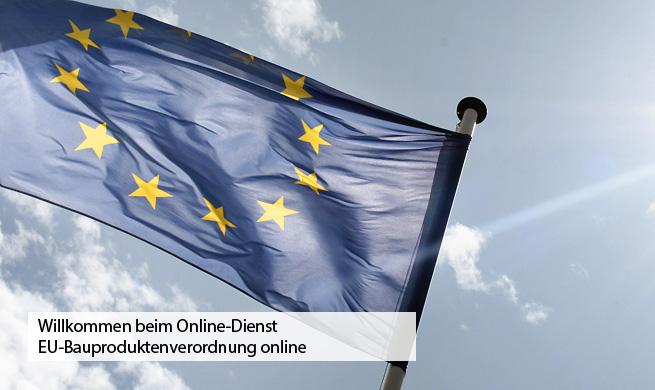 EU-Bauproduktenverordnung online